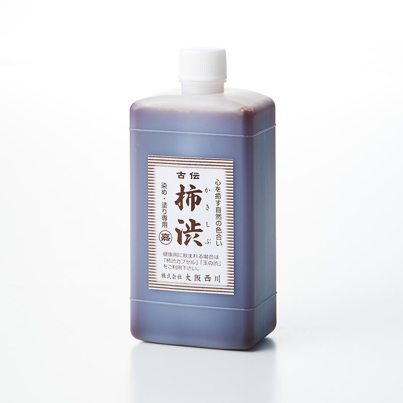 染め塗り用柿渋 <染め・塗り専用>